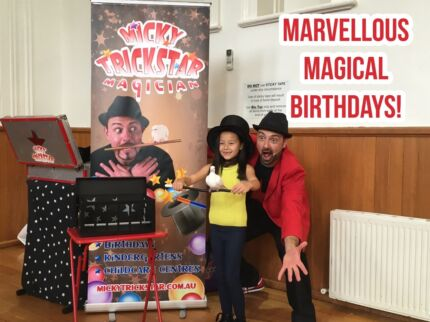 MICKY TRICKSTAR - MAGICIAN