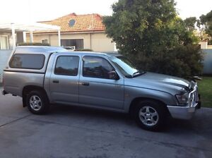 2004 Toyota Hilux SR5 Manual Ute Woonona Wollongong Area Preview
