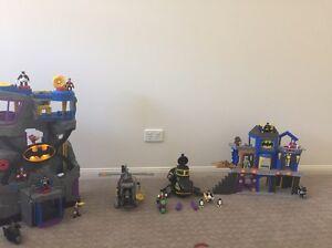 Batman imaginext toys including rare submarine Ormiston Redland Area Preview