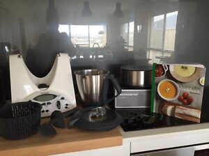Thermomix TM31 with Accessories PLUS ThermoServer and Cookbook Beeliar Cockburn Area Preview