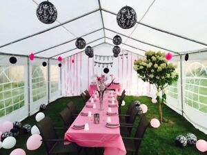 RENT OUR TENT AND MORE PARTY RENTALS FOR OUTDOOR EVENTS