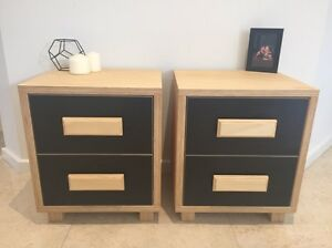 BESPOKE BEDSIDE TABLES, NEW West Footscray Maribyrnong Area Preview