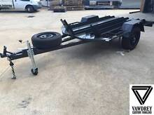 7x4 Motorbike Trailer Carrum Downs Frankston Area Preview