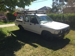 TOYOTA HILUX 1996 DIESEL $6500 Eastwood Ryde Area Preview