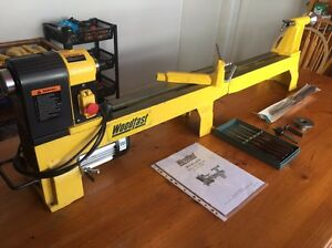 Wood lathe Mount Druitt Blacktown Area Preview