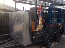 9x5 tandem trailer Kallangur Pine Rivers Area Preview