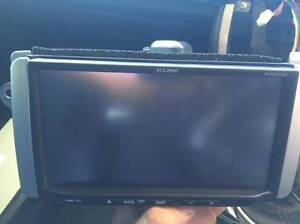 "ECLIPSE AVN827GA 7"" HEAD UNIT Voice DVD/USB/Bluetooth NAVIGATION Adelaide CBD Adelaide City Preview"