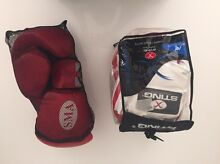 Boxing Gloves and Pads Set Glass House Mountains Caloundra Area Preview