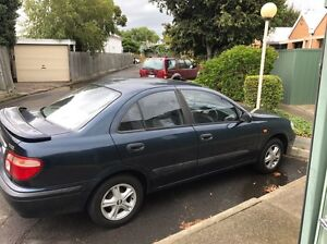 Nissan pulsar 1.8l 2003 low kms Spotswood Hobsons Bay Area Preview