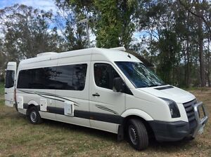 Motorhome Talvor  VW Crafter, very low k's immaculate Karalee Ipswich City Preview