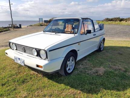 1993 Volkswagen Golf Convertible, RARE FIND IMMACULATE CONDITION