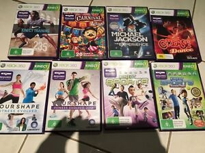 Xbox 360 Kinect Games (Used) $10 each or 6 for $50 Burton Salisbury Area Preview
