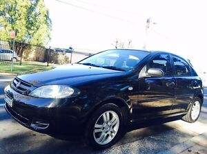 2007 Holden Viva JF Hatchback Automatic Black Liverpool Liverpool Area Preview