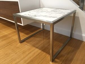 Marble Side or End Table ( Brand New ) Mount Lawley Stirling Area Preview