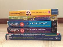 Yr 7-10 Maths, History and Geography Textbooks Castle Hill The Hills District Preview