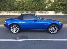 Mazda MX5 MY06 Manual Fortitude Valley Brisbane North East Preview