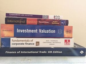 Used Finance textbooks The Gap Brisbane North West Preview