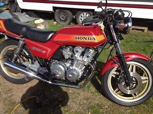 1979 Honda cb750f Bonner Gungahlin Area Preview
