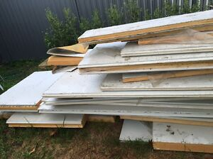 Fire raided Cool room panels available for pick up asap FOR FREE Belfield Canterbury Area Preview