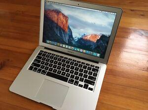 MacBook Air 13 Inch 1.8GHz Intel Core i7 4GB RAM 250GB HDD Hampton East Bayside Area Preview