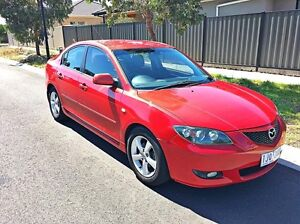 2004 Mazda 3 sedan auto Craigieburn Hume Area Preview