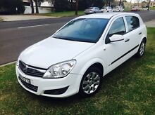 Holden Astra CD 60th Anniversary 2008 Hatchback Auto Low Klms Kellyville The Hills District Preview