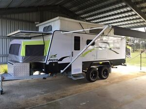 Jayco Expanda 17.56-1 Outback 2015 Alton Downs Rockhampton Surrounds Preview