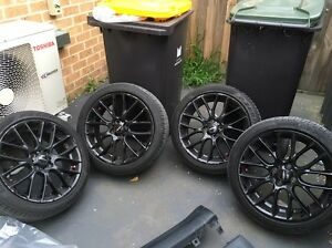 Wheels 17 inch Genuine MiNi cooper S John cooper works negotiable Clayton Monash Area Preview