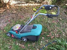 Bosch electric mower 18V Mermaid Waters Gold Coast City Preview