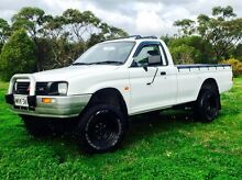MK Triton Single Cab 4x4 Manual McLaren Vale Morphett Vale Area Preview