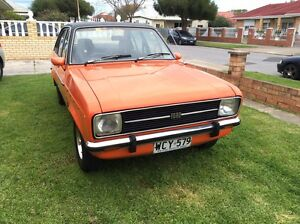 FORD escort 1976 mk2 ghia 5000 ono Adelaide CBD Adelaide City Preview