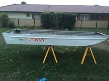 Boat/tinny with motor and accessories Bald Hills Brisbane North East Preview