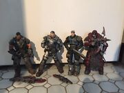 Gears Of War figurines St Georges Basin Shoalhaven Area Preview