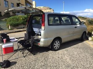 Very reliable 2000 toyota campervan-8 seats-6 m rego nsw- Bondi Eastern Suburbs Preview
