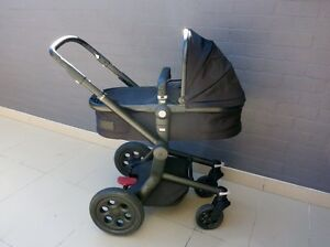JOOLZ Day Studio Pram with Bassinet - Noir (Limited Edition) Riverwood Canterbury Area Preview