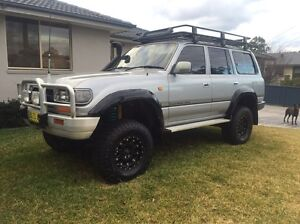 Landcruiser 80 series 1993 petrol 1fz Richmond Hawkesbury Area Preview