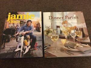 Jamie Does Spain & Dinner Parties Books Two Wells Mallala Area Preview