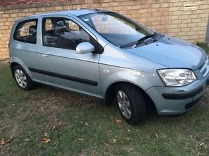 Hyundai Getz Hatchback LOW KMS **ONO** Applecross Melville Area Preview