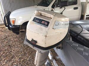 9.5 hp Johnson outboard Invergordon Moira Area Preview