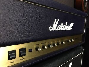 MARSHALL vintage modern 100w valve head and JCM 2000  cab Quakers Hill Blacktown Area Preview