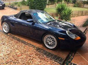 1997 Porsche Boxster Shailer Park Logan Area Preview