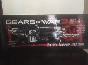 Gears of War retro lancer. Kogarah Bay Kogarah Area Preview