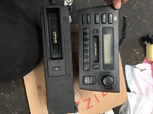 Lexus es300 1998 cd stacker & cassette players. Mount Lewis Bankstown Area Preview