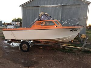 "Sportscraft 17"" Boat for sale Risdon Park South Port Pirie City Preview"