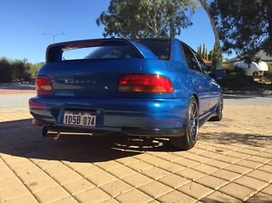 WRX TURBO!! For sale Canning Vale Canning Area Preview