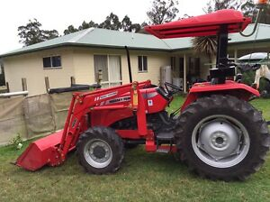 Massey  Ferguson 2605 4WD tractor Tura Beach Bega Valley Preview