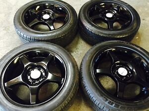 15 inch rims&tyres 4x100 %90 tread Dandenong Greater Dandenong Preview
