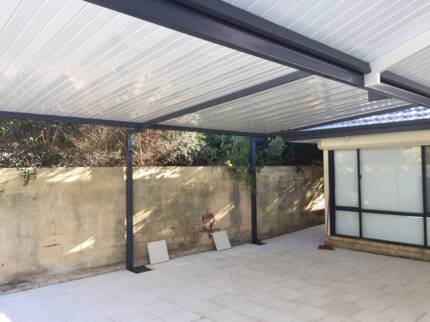 New Skillion Patio Southern River Gosnells Area Preview