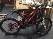 Norco downhill bike Croydon Burwood Area Preview