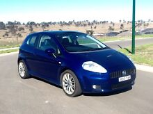 2007 Fiat Punto Sports Turbo Diesel 6 speed manual, may swap Muswellbrook Muswellbrook Area Preview